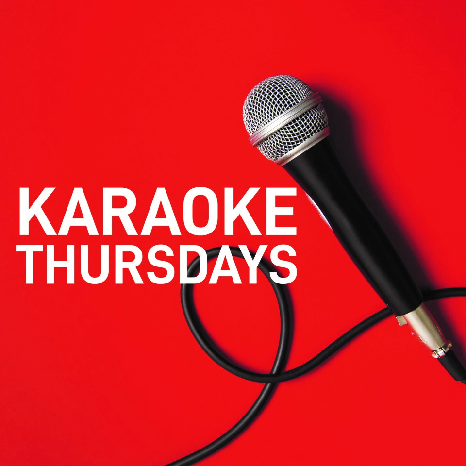 Karaoke Thursdays - CANCELLED